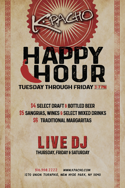 new Hyde park after work happy hour near me