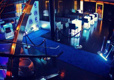 bat bar mitzvah venue space