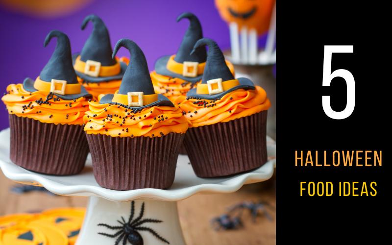 Themed Halloween Food Ideas