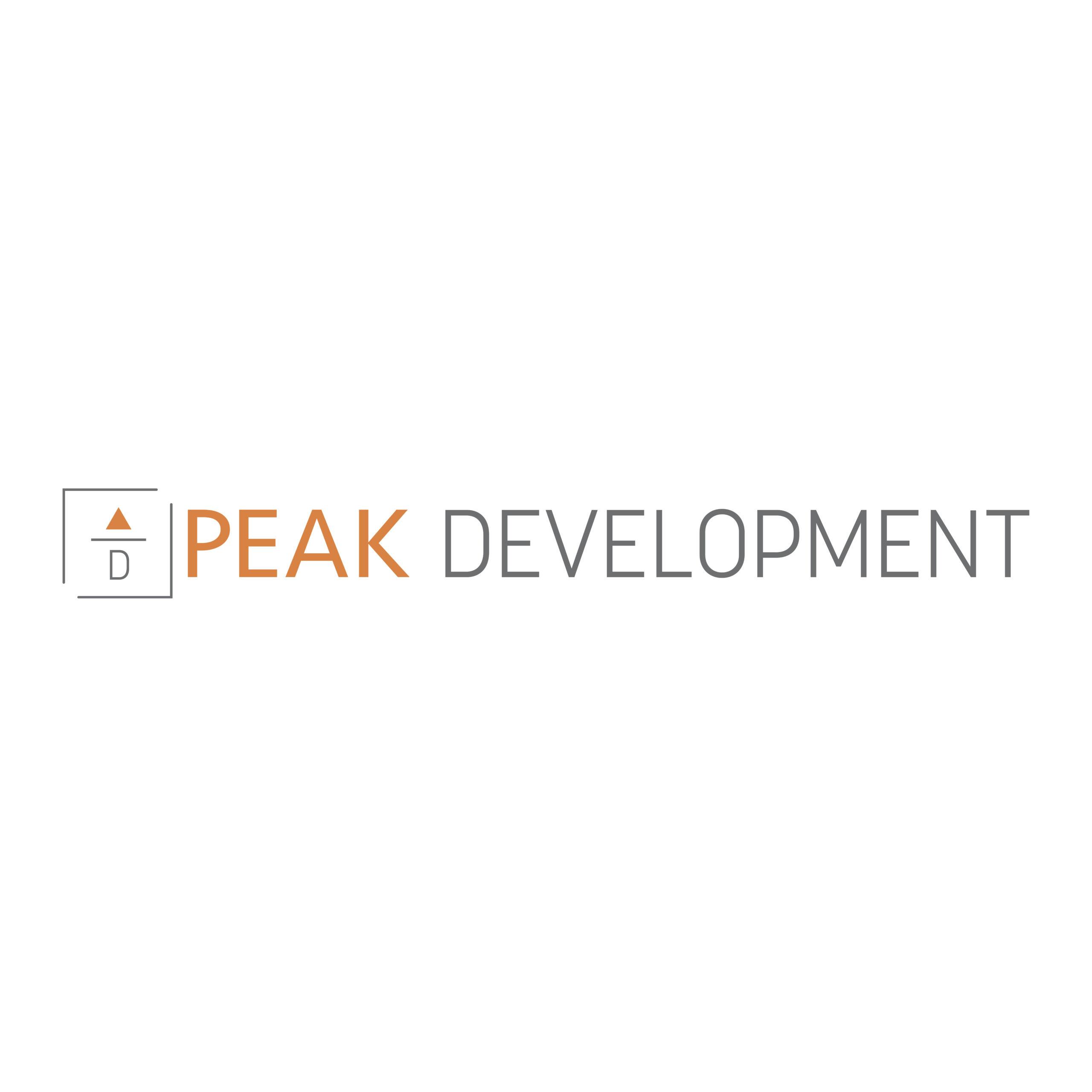 Peak Development Logo