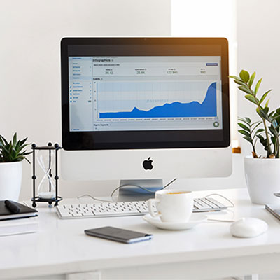 Analytics reporting and insights to guide your campaigns