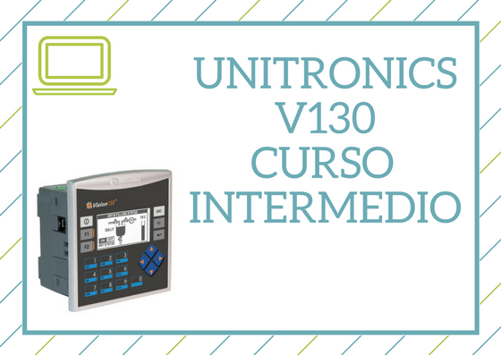 curso unitronics vision130 NI