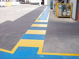 safety marking painter
