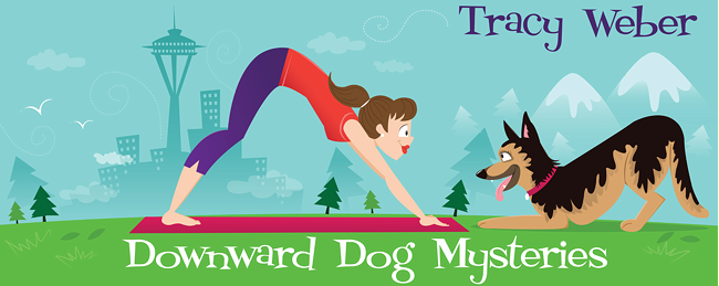 Tracy Weber's Downward Dog Mystery series