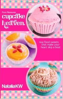 Natalia KW's delicious raw cupcake recipe book