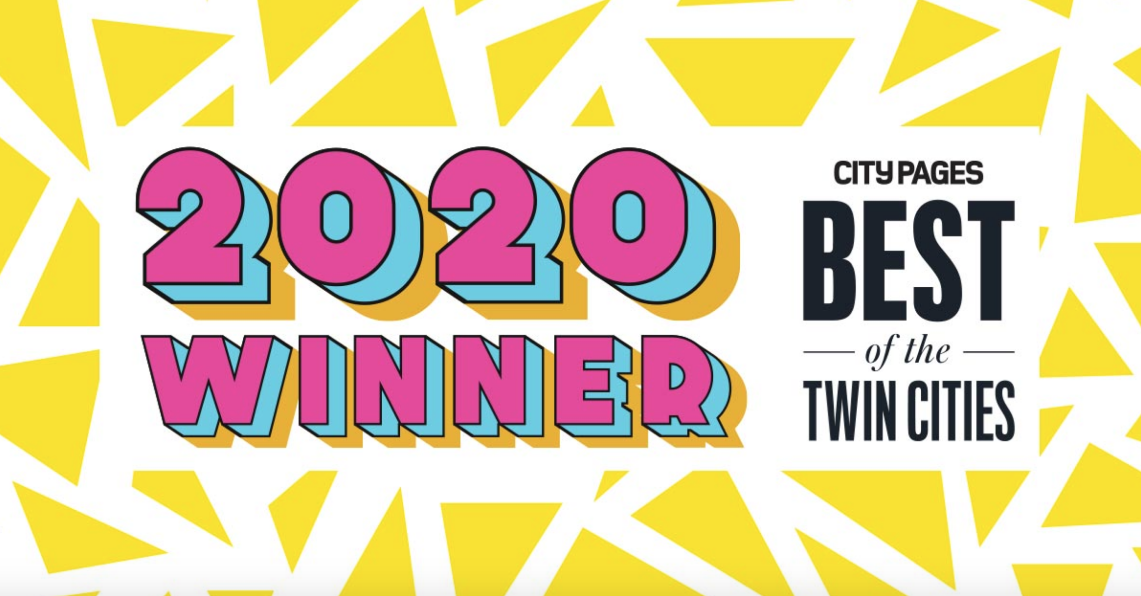 City Pages - Best of the Twin Cities - 2020 Winnter
