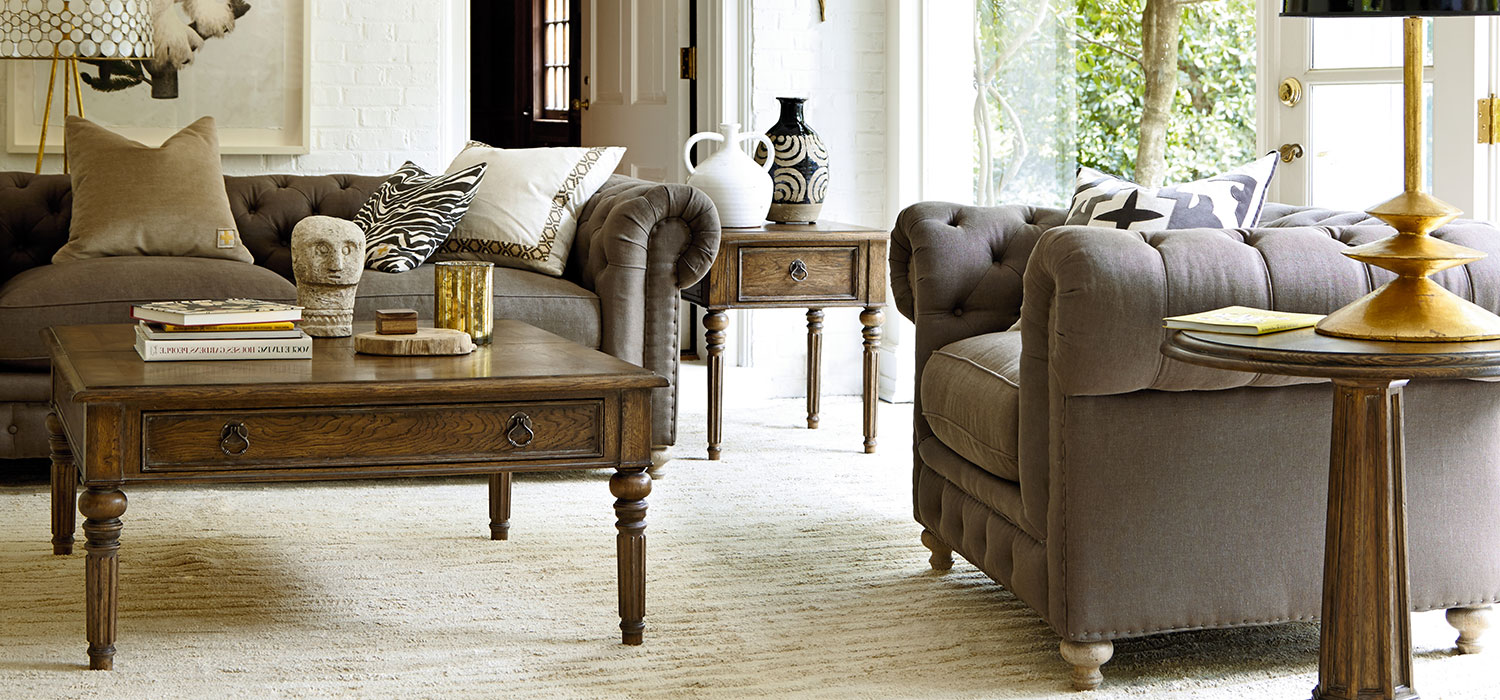 Custom Fine Furniture, Upholstery and Accents