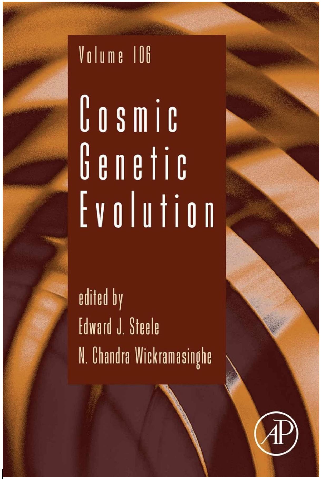 COSMIC GENETIC EVOLUTION