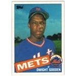 Mets Card of the Week: 1985 Dwight Gooden