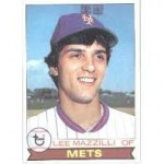 Mets Card of the Week: 1979 Lee Mazzilli