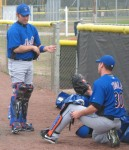 Brief exposure to Nickeas makes fans clamor for Josh Thole