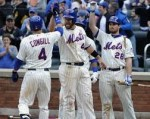 Daniel Murphy, John Buck and other small sample size stories