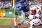 Power finally showing up in the bats of Lucas Duda, others