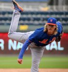 Noah Syndergaard and the Mets' defense against a June Swoon