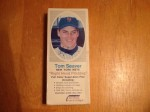 Collectibles: 'Tom Seaver on Right Hand Pitching'