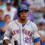 Dominic Smith stays in the lineup and the XBH start appearing