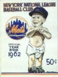 The 1962 Mets were bad, but were not the worst ever