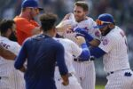 The shape of the Mets 100 games into the season
