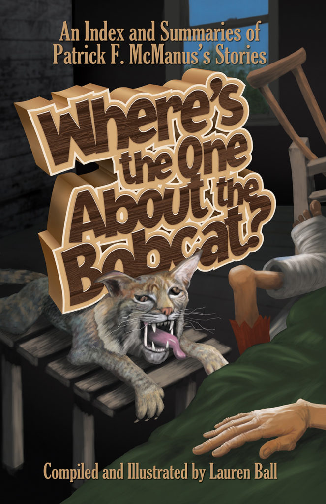 Cover of book Where's the One About the Bobcat?