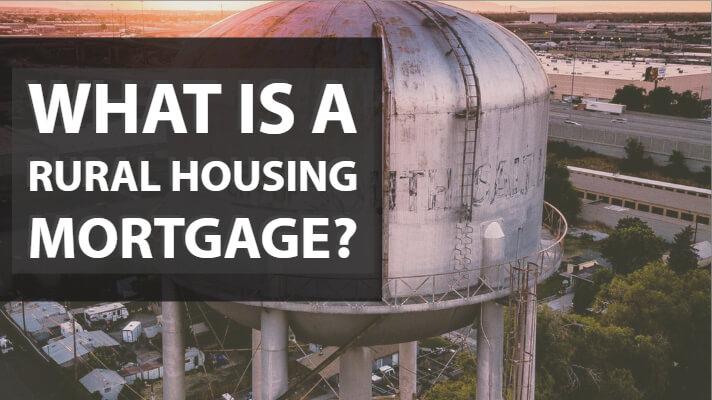USDA Rural Housing Mortgages in Utah