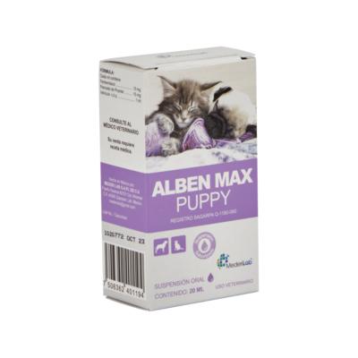 Desparasitante Alben max (Gotero)