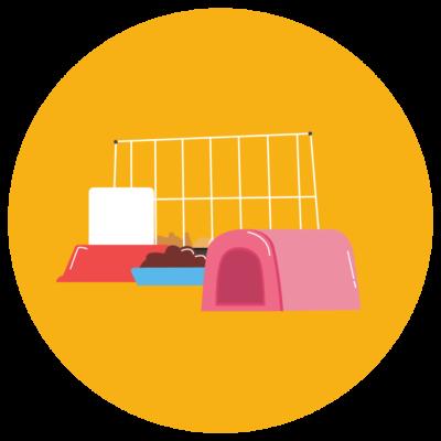 Hábitat y comodidades