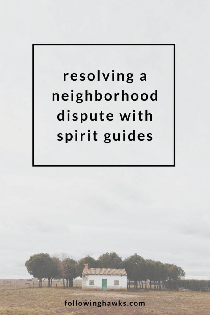 Spirit Guides | Neighbors