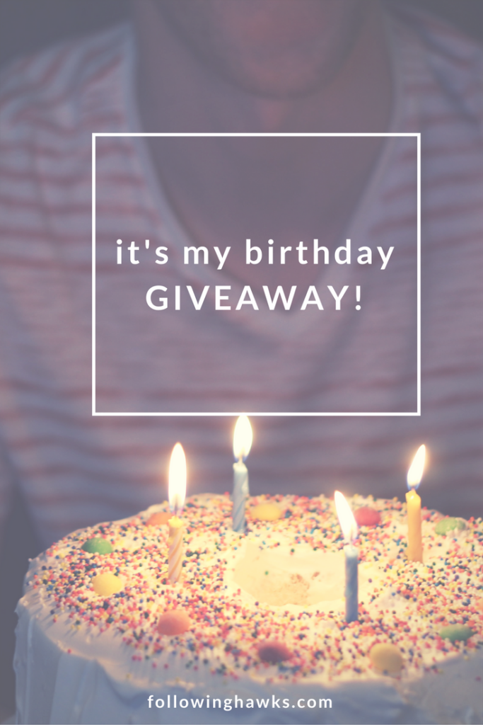 It's my birthday and I'm giving away two of my favorite books about communicating with nature and permaculture!
