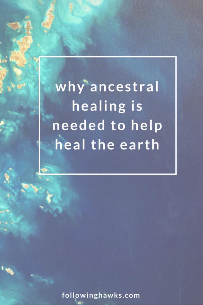 Ancestral Healing | Time Spirits | Spirits of the Land
