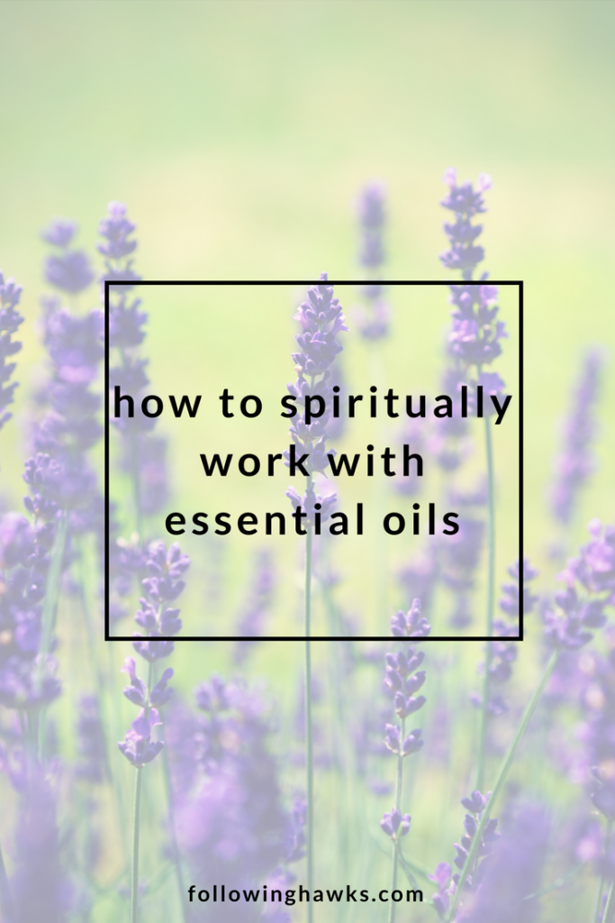 Essential Oils | Spirituality | Young Living