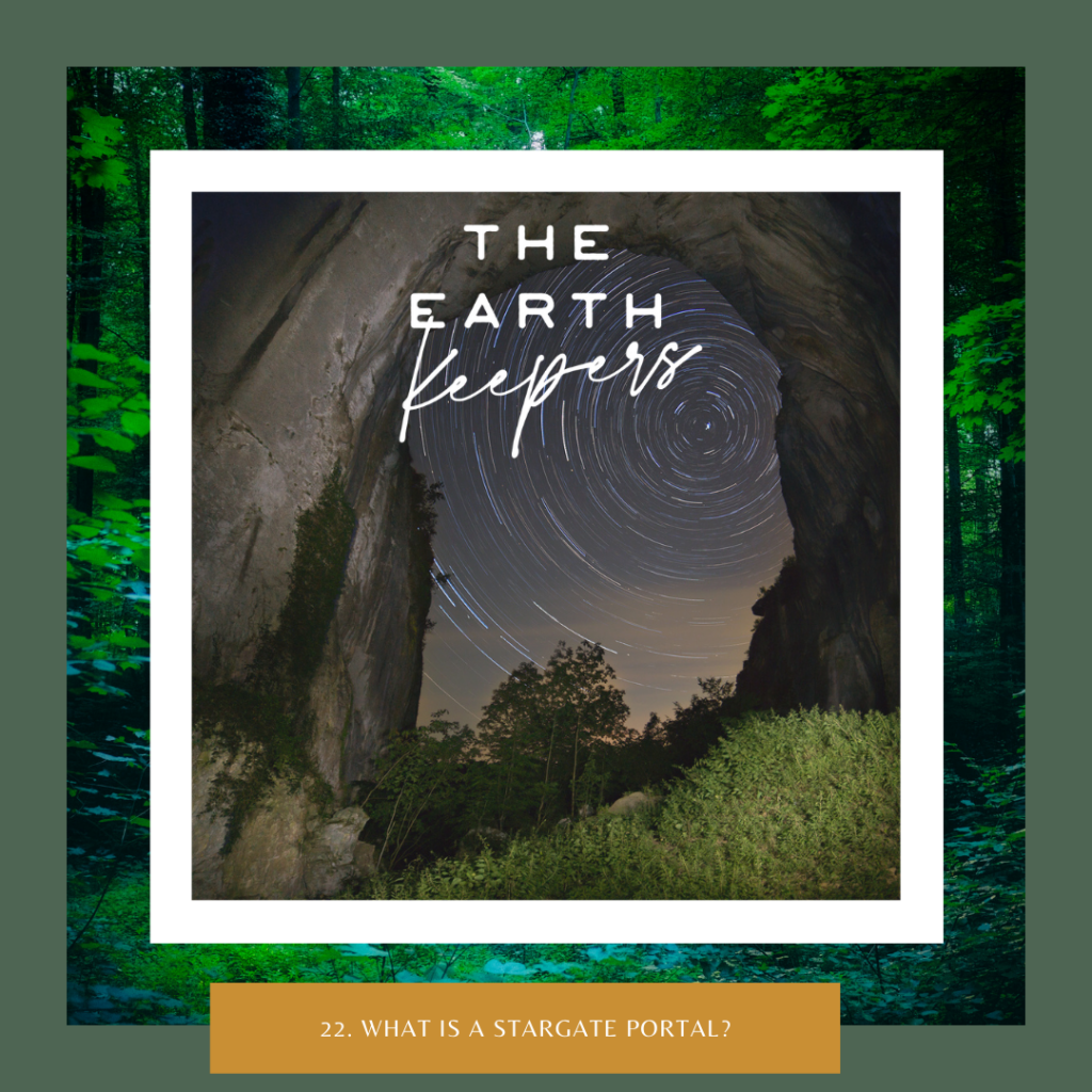 Earth Keepers Podcast Amy Dempster