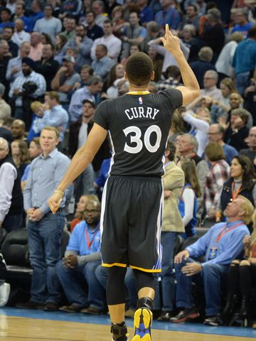 Stephen Curry vs Kevin Durant – February 27th, 2016