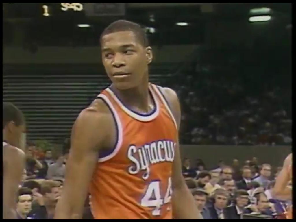 Syracuse 1989-90 Mixtape