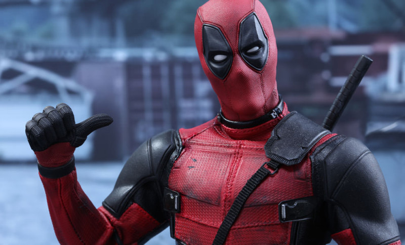 Deadpool: The Fox Garbage Can Gets A Steak