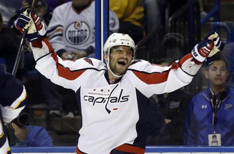 Capitals to Open Quest for Cup vs Hated Philly Flyers