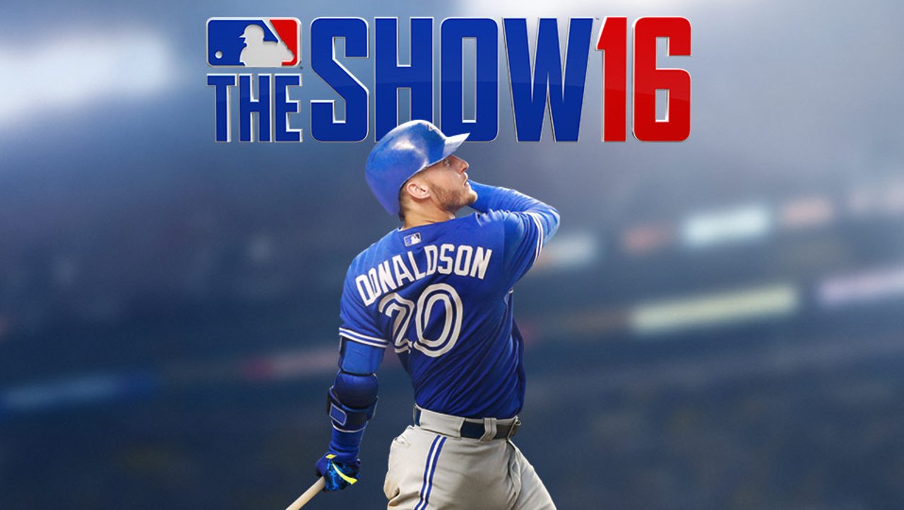 Spring Training Is Over…Welcome To The SHOW 16!