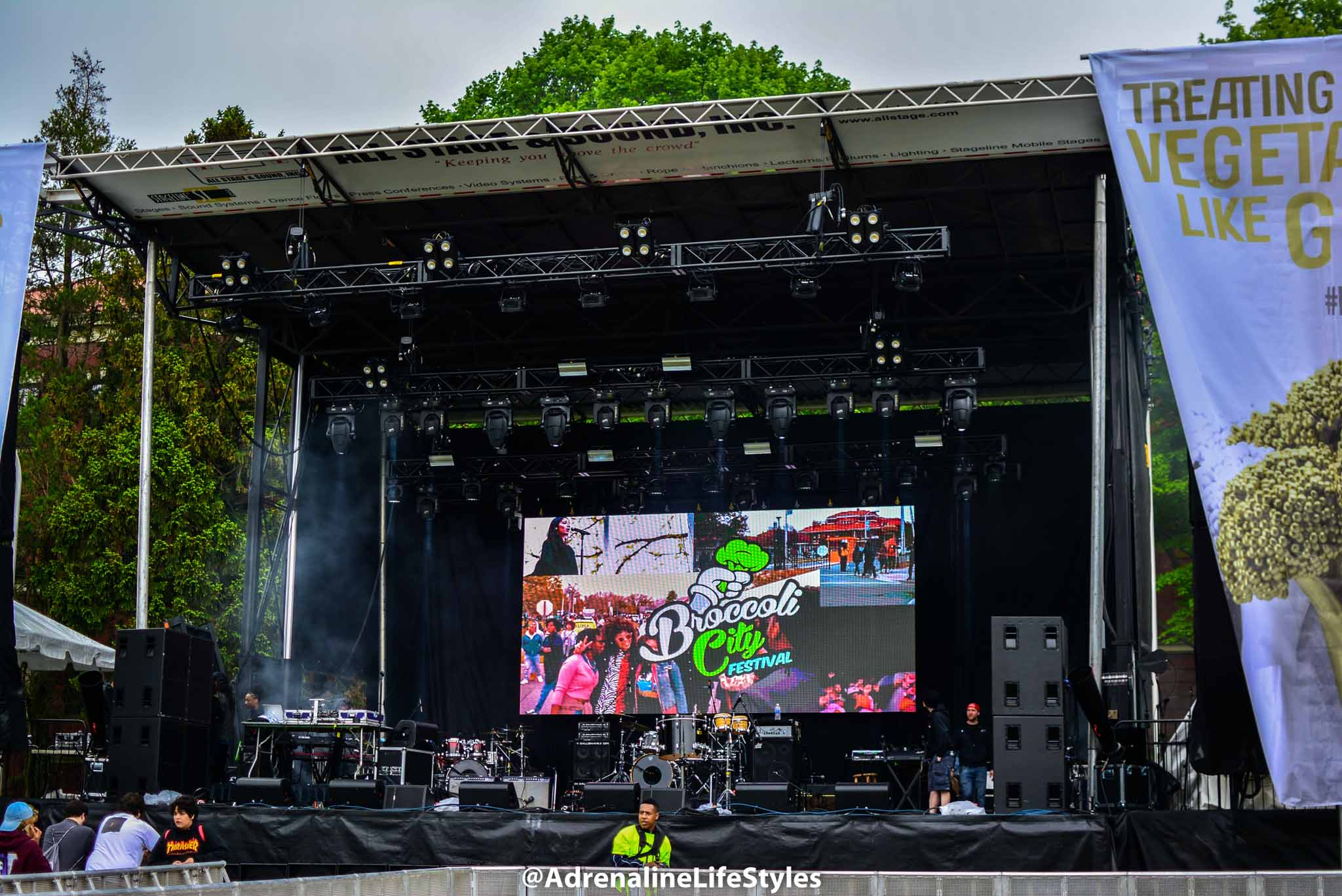 """""""What A Time To Be Alive"""" – The Broccoli City Festival & Toyota 'Go Green'"""