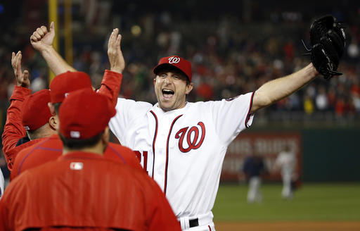 Max Scherzer Strikes Out 20 and I Was There