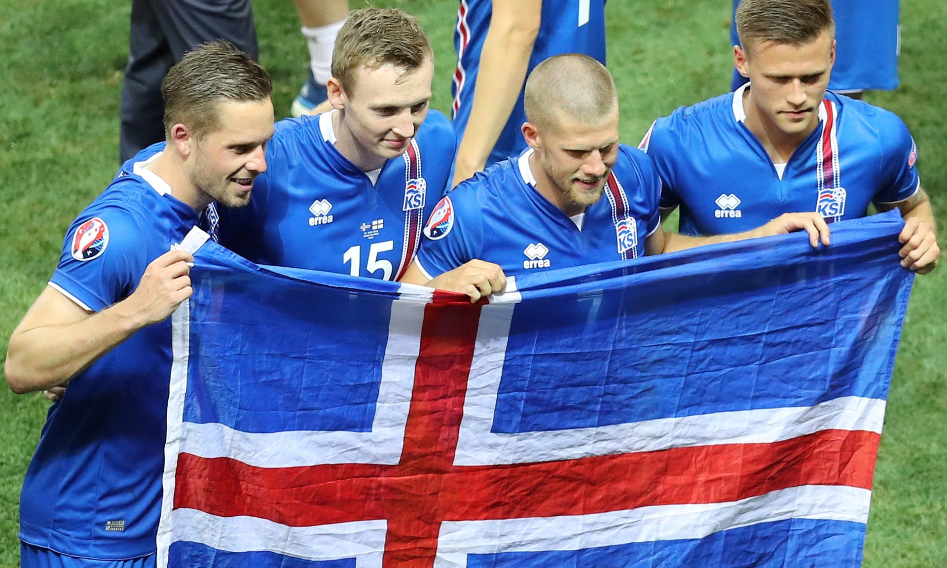 "The ""SON's"" of Iceland"