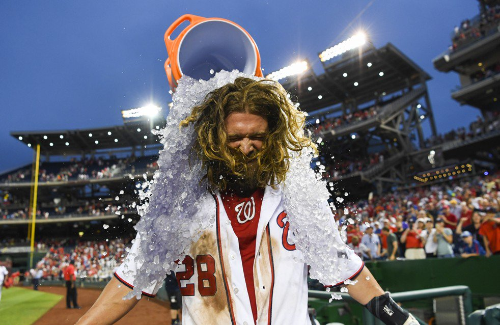 Jayson Werth and His Epic Press Conference
