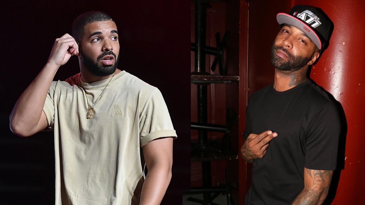 """Joe Budden Drops Another Shot at Drake with """"Wake"""""""