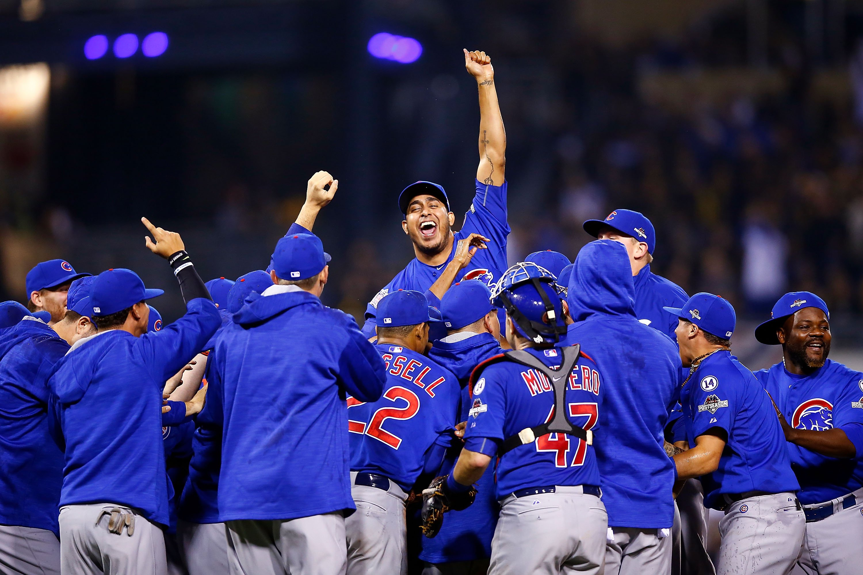 Chicago Cubs End 108-Year Drought, Win World Series