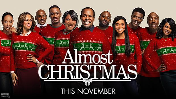 Almost Christmas Movie Review