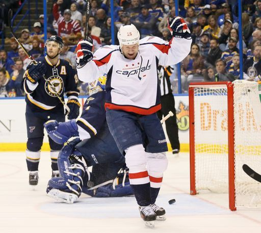 Capitals Hit Rhythm, Take Over First Place in NHL