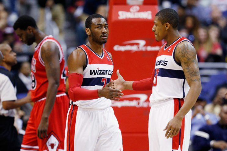 John Wall and Bradley Beal Are Exactly What We Envisioned Them To Be