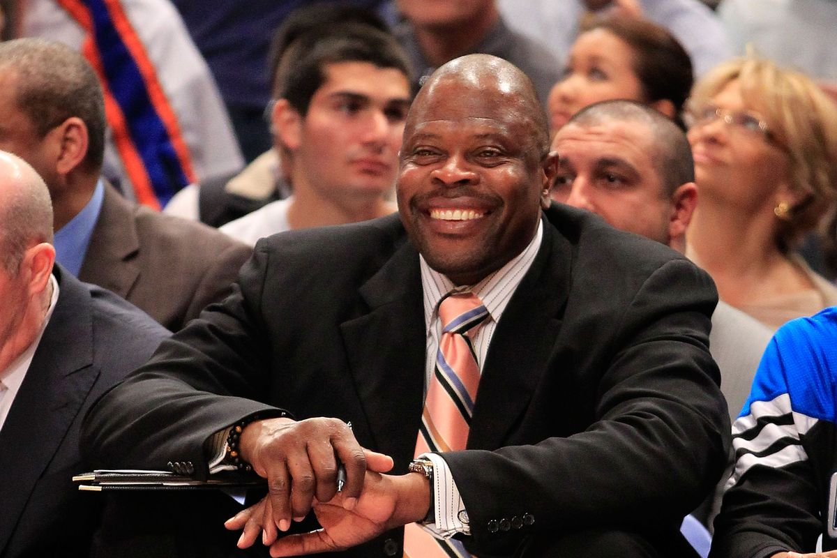 Patrick Ewing's Hire at Georgetown Comes with Challenges