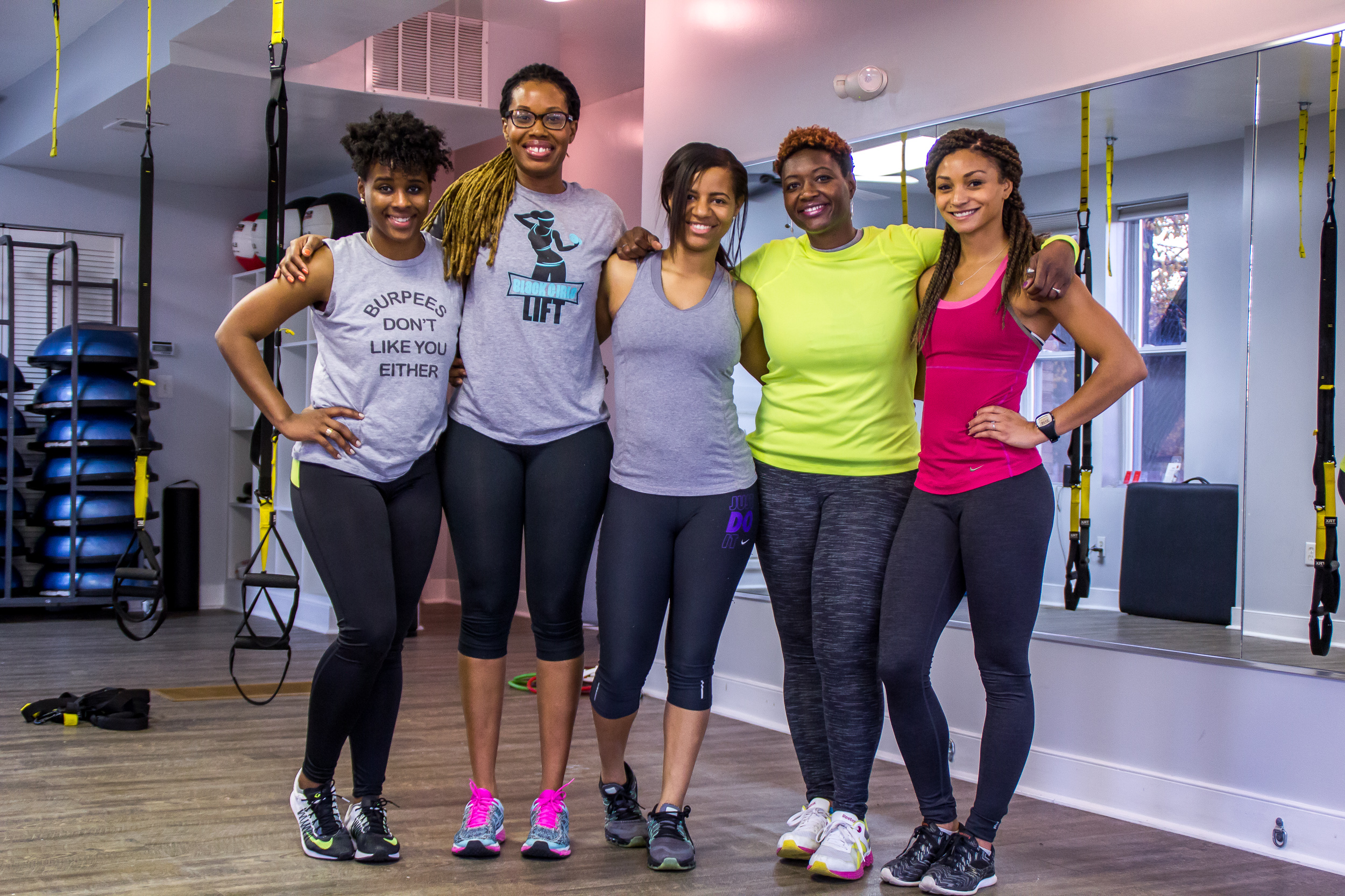 """""""Local Legends and International Heroes"""" Black Girls Lift with Candace White"""