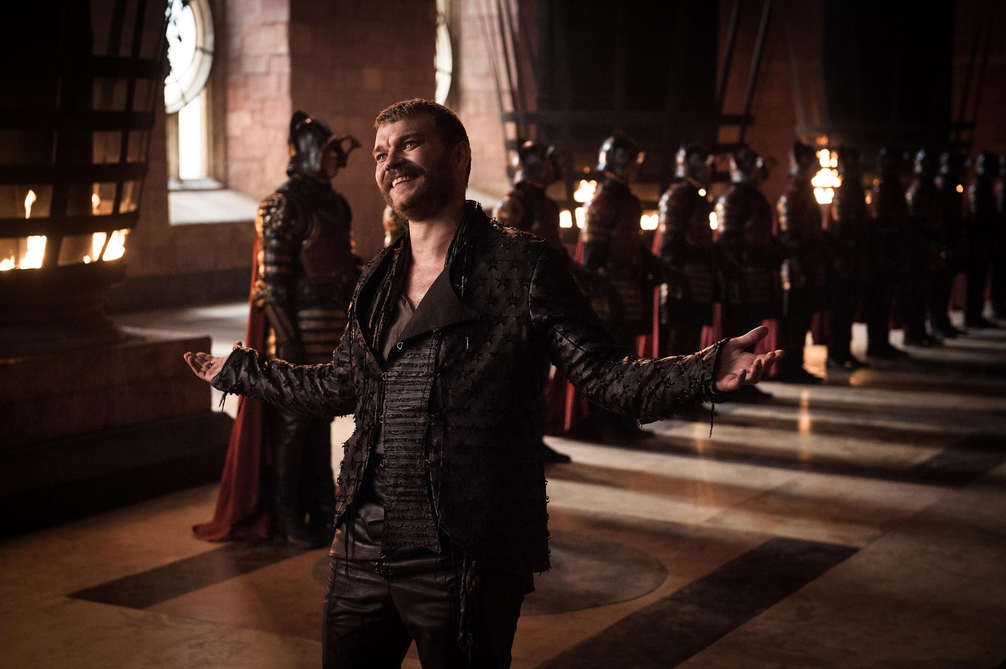 Game of Thrones Season 7 Episode 2 Recap: Jaime Holds Euron's Beer