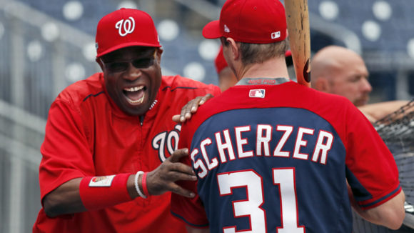 Dusty Baker Deserves Manager of the Year