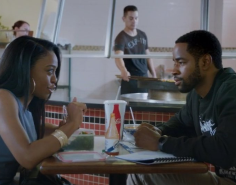 Issa Rebound.  What can we learn from Lawrence and Tasha?